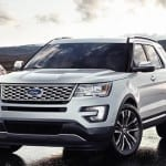 Ford SUVs: A Family Affair