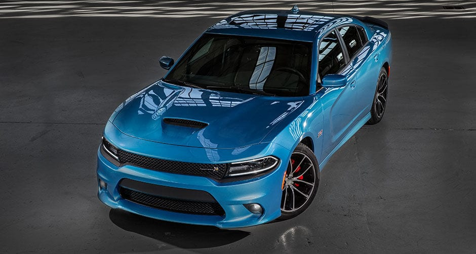Dodge Charger R:T Scat Pack