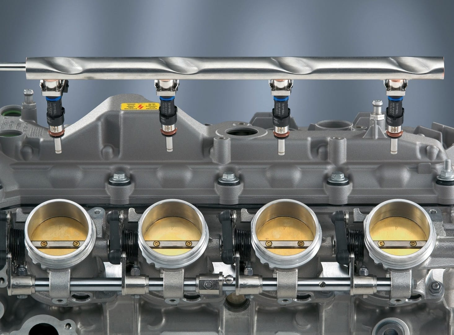 Will Naturally Aspirated Engine Not Exist?