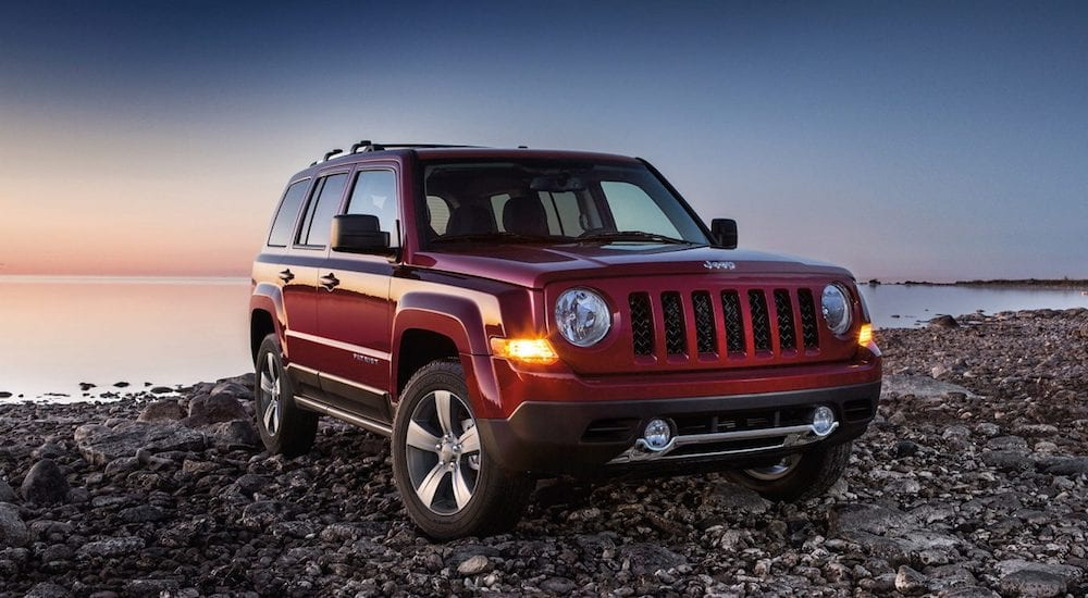The Value of 2017 Jeep Patriot Trim Levels thumb